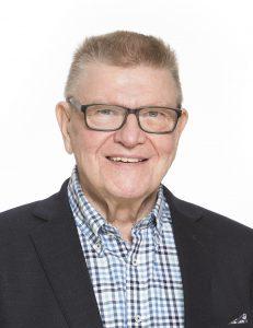 Leo Tolonen - hallituksen puheenjohtaja